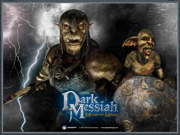 Dark Messiah of Might and Magic (2007) - Teaser E3 2006