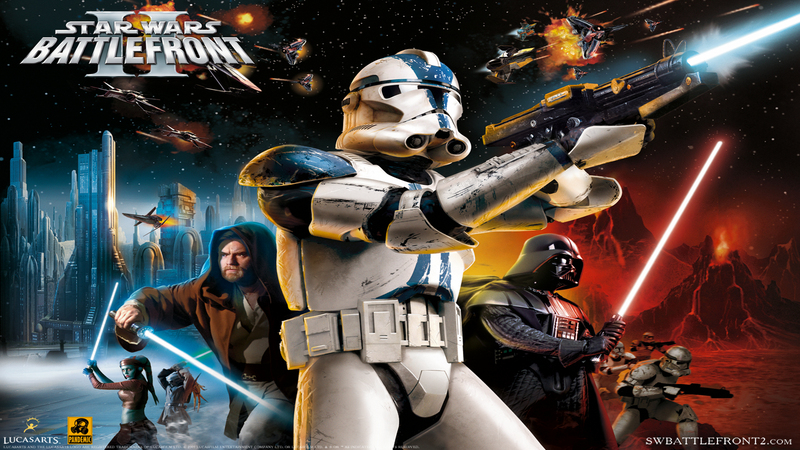 Star Wars: Battlefront II - Zwiastun