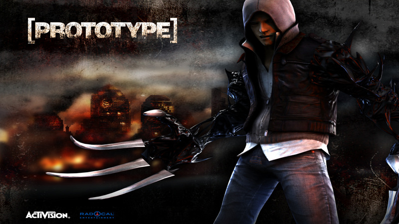 Kody do Prototype (PS3)