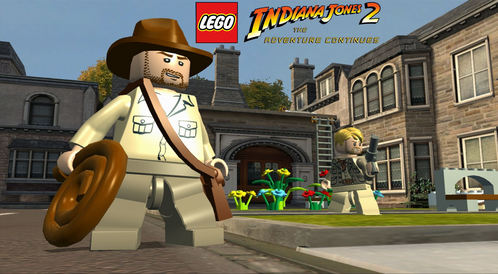 Kody do LEGO Indiana Jones 2: The Adventure Continues (PS3)