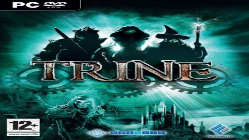 Trine - muzyka z gry (Tower of Sarek)