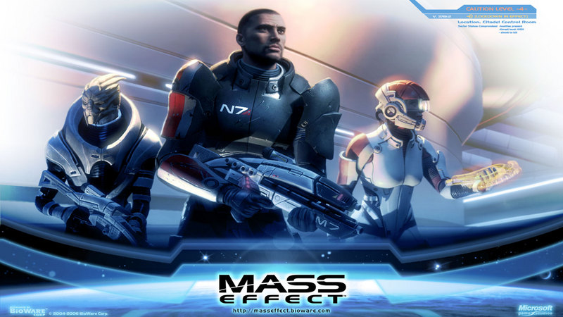 Mass Effect  muzyka - Spectre Induction
