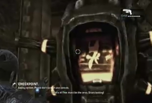 Gears of War 2 - gameplay z misji Dom and Maria