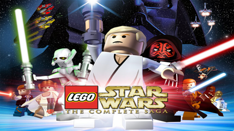 Lego Star Wars: The Complete Saga - e3 trailer