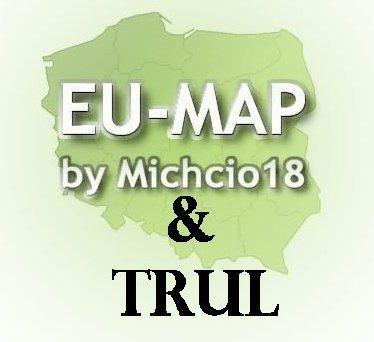 Euro Truck Simulator (PC) - Mapa Polski 0.1 (Zmodyfikowana)