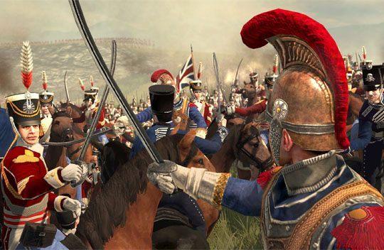 Napoleon : Total War - wywiad z twórcami (Gamescom)