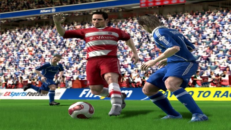 FIFA 09 - muzyka z gry (Duffy-Mercy)