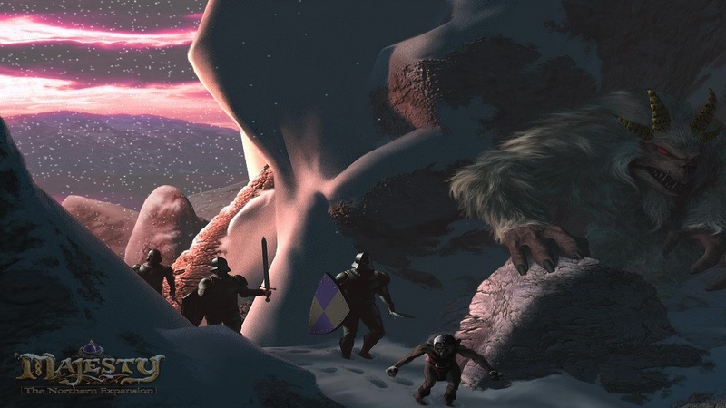 Kody do Majesty: The Northern Expansion (PC)