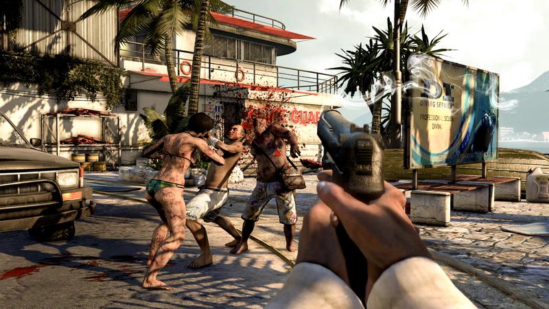 Dead Island - Bloodbath Arena
