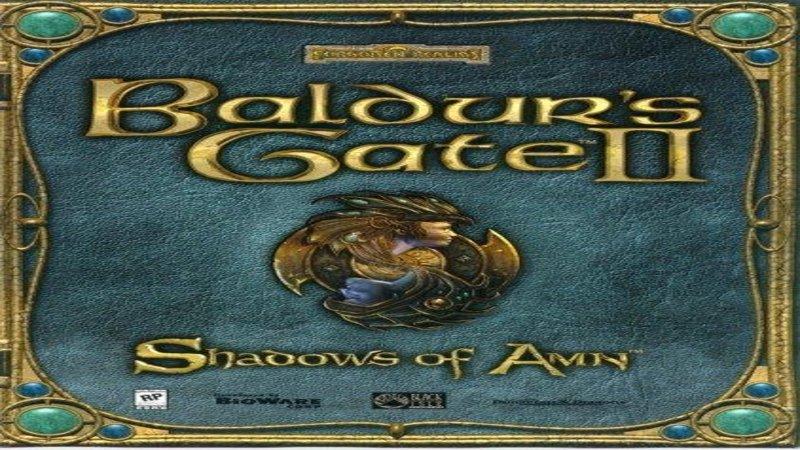 Baldur's Gate 2 - intro z gry