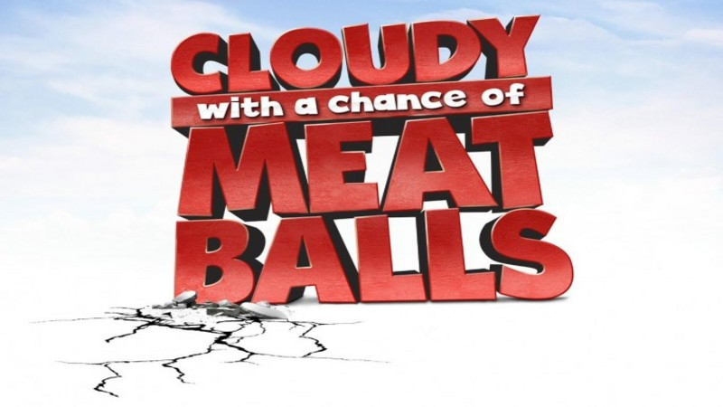 Cloudy with a Chance of Meatballs - Trailer (E3 2009)