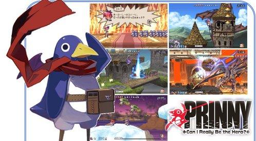 Kody do Prinny: Can I Really Be The Hero? (PSP)