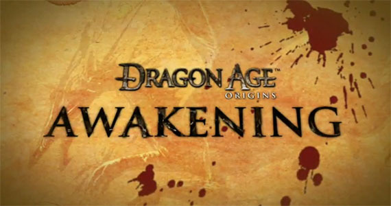 Dragon Age Origins: Awakening - trailer