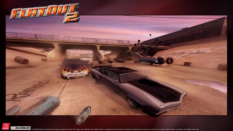 Kody do FlatOut 2 (PC)