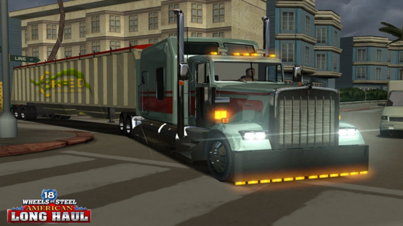 Kody do 18 Wheels of Steel: Amerykańskie legendy szos (PC)