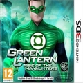 Green Lantern: Rise of the Manhunters (3DS) kody