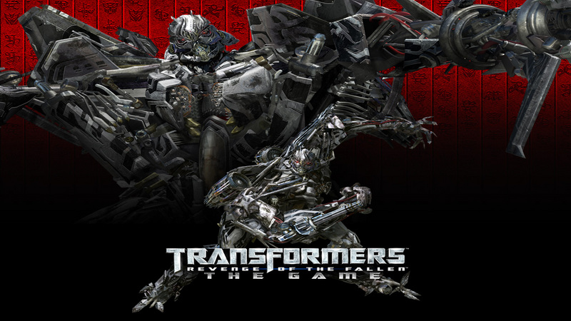 Kody do Transformers: Revenge of the Fallen - The Game (PS3)