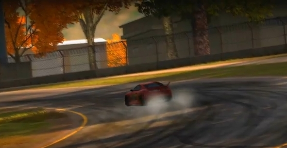 Forza Motorsport 3 - gameplay (Mosly Maple Valley)