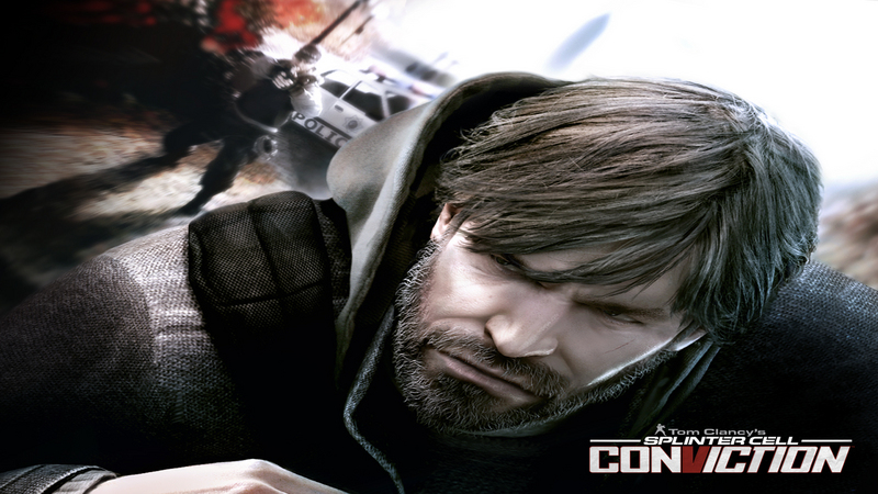Nowe Splinter Cell: Conviction z trybem kooperacji!