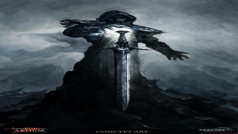 Król Artur - trailer z komentarzami twórców gry