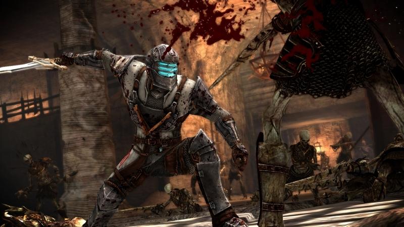 Co ma wspólnego Dead Space 2 i Dragon Age II?