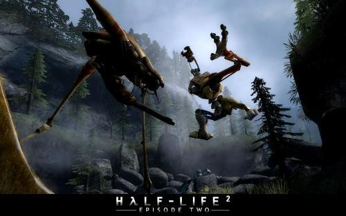Half-Life 2: Episode Two - Trailer