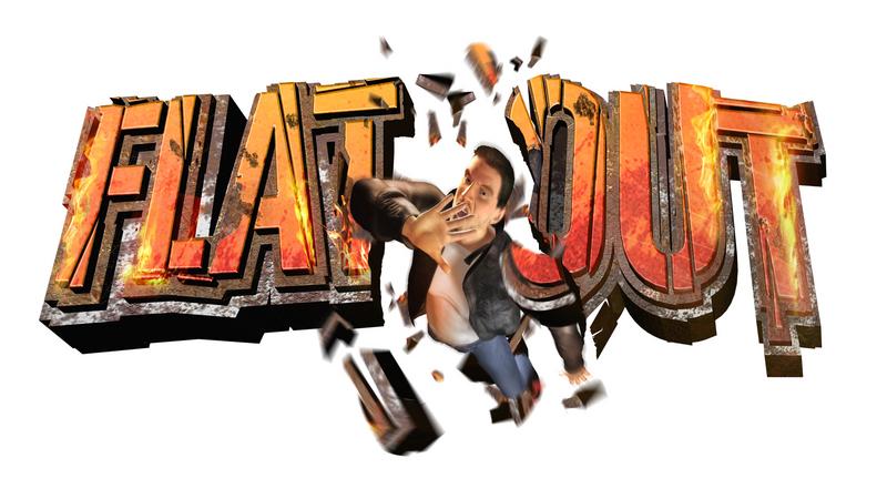 FlatOut (2004) - Zwiastun
