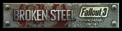 Fallout 3: Broken Steel - trailer
