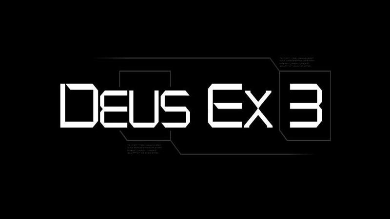 Deus Ex 3 - Teaser