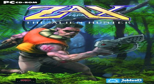 Kody Zax: Alien Hunter (PC)