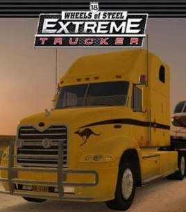 18 Wheels of Steel: Extreme Trucker - Trailer (Screenshots)