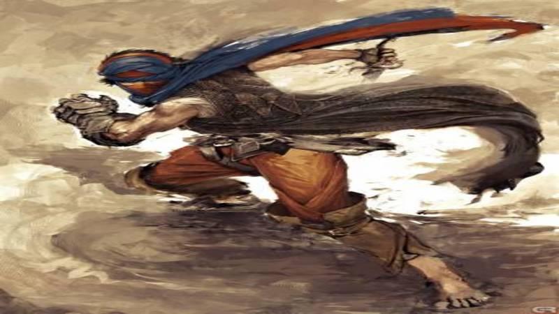 Prince of Persia - muzyka z gry (Acrobatic Battle)
