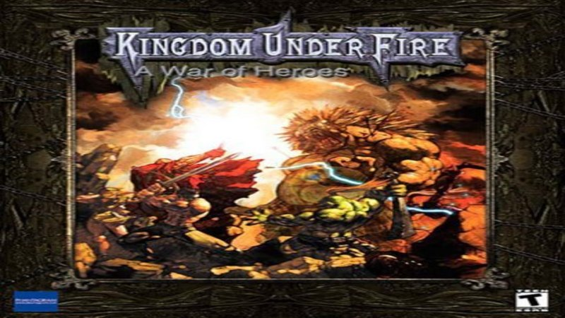 Kody Kingdom Under Fire (PC)