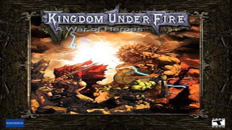 Kody Kingdom Under Fire (PC)
