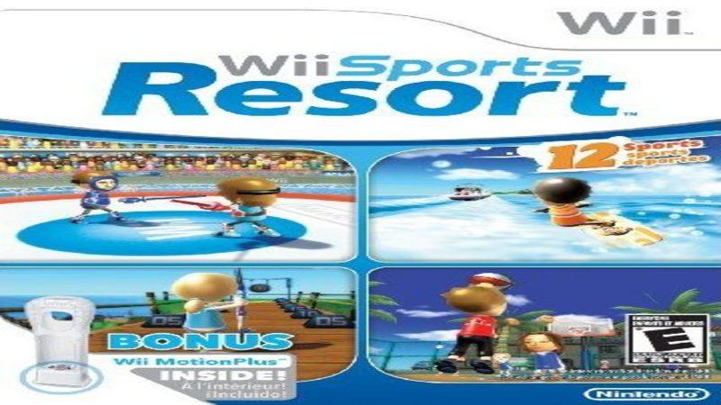 Największy hit ostatnich miejscy? Wii Sports Resort !