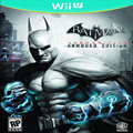 Batman: Arkham City Armored Edition (Wii U) kody