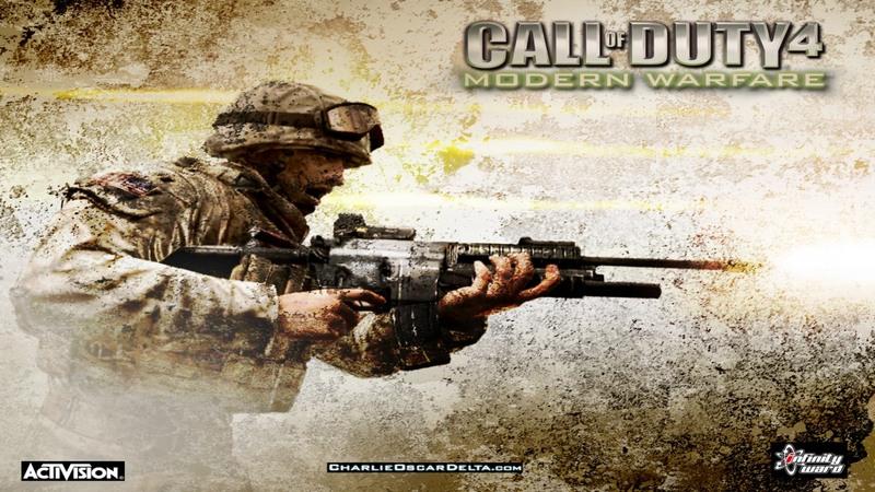 Call of Duty 4: Modern Warfare - muzyka z gry (Tank Defense Song)