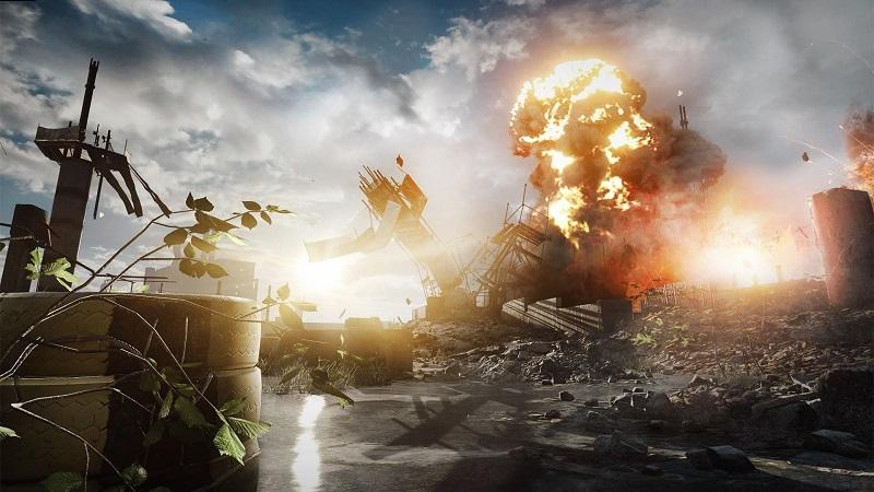 Battlefield 4 - Galeria