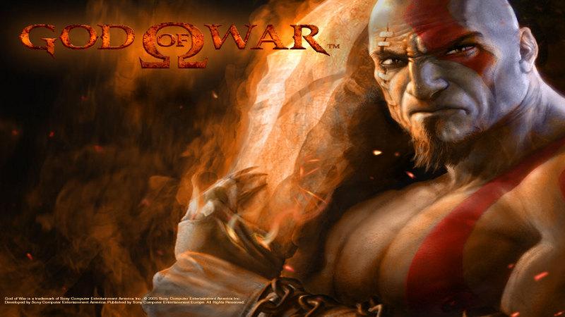 Kratos jako elf !?