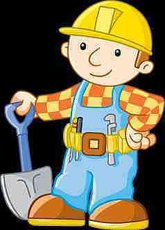 Bob Budowniczy w listopadzie