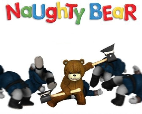 Naughty Bear - Teaser 3