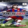 Pro Evolution Soccer 2011 (PSP) kody