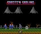 Ghosts 'n Goblins Flash