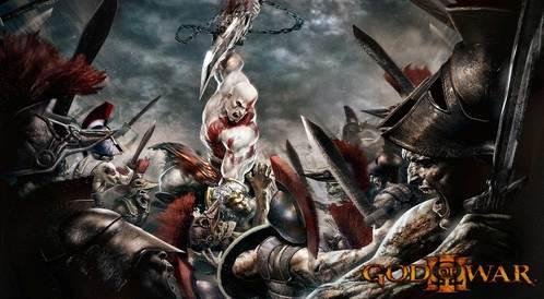 God of War 3 jest naprawdę ogromną produkcją!