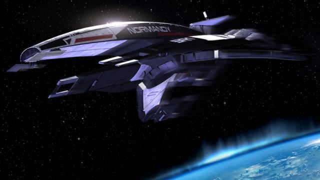 Mass Effect  - SSV Normandy
