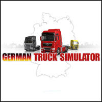 German Truck Simulator - Trailer (Promo 1)