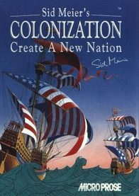Kody Sid Meier's Colonization (PC)
