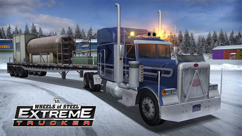 Kody do 18 Wheels of Steel: Extreme Trucker (PC)