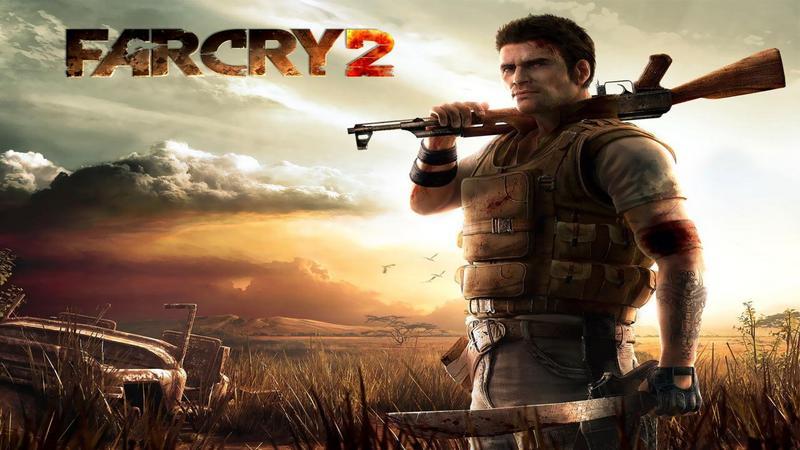 Crysis vs Farcry 2 - porównanie grafiki