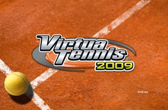 Virtua Tennis 2009 - Trailer (Court Games Part 2 - Revamped)